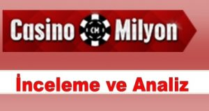 CasinoMilyon inceleme ve analiz