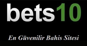 Bets10 En Güvenilir Bahis Sitesi