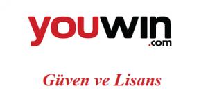 youwin güven ve lisans