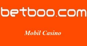 Betboo Mobil Casino